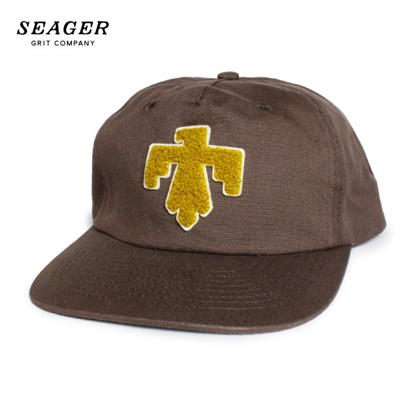 SEAGER シーガー SEAGER X ALMOND GOLDEN EAGLE HAT