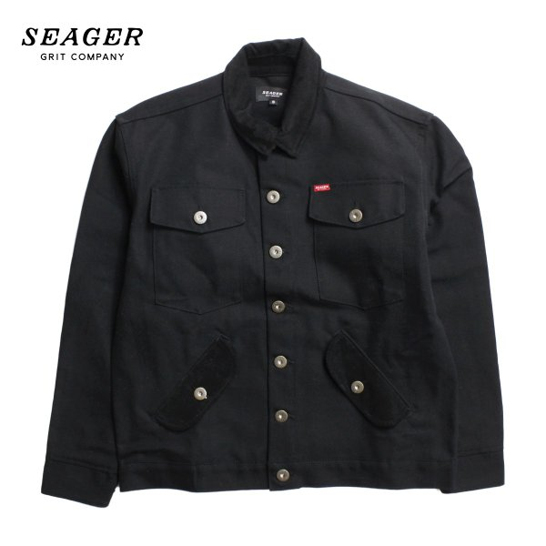 SEAGER シーガー Ranch Canvas Jacket