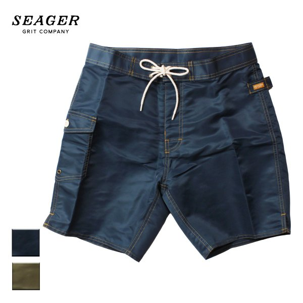 SEAGER シーガー PATROL TRUNKS