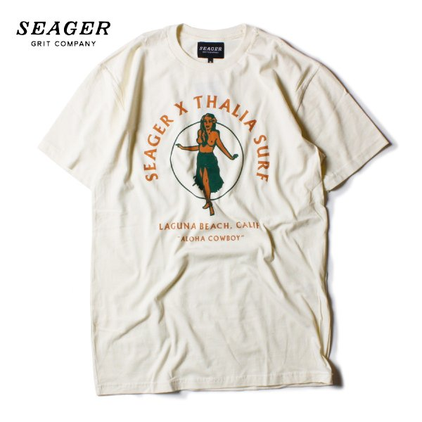 SEAGER シーガー SEAGER X THALIA TEE