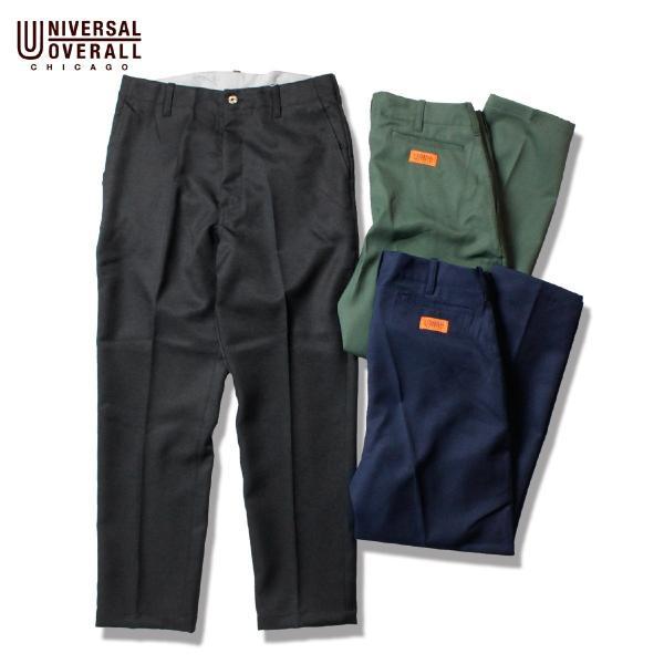 UNIVERSALOVERALL ユニバーサルオーバーオール OFFICER PANTS
