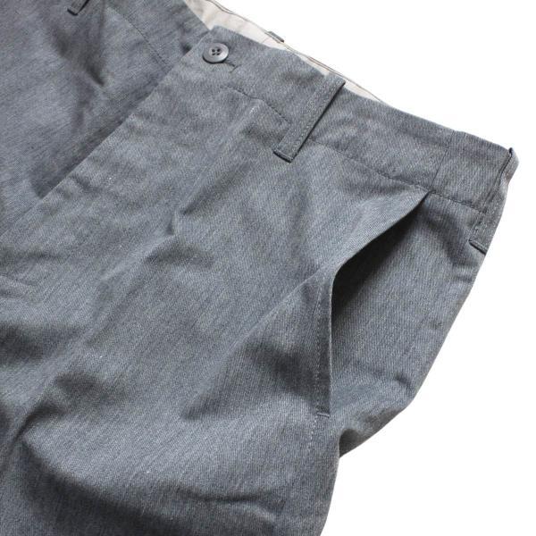 ワークパンツ メンズ レディース ブランド チノパン UNIVERSAL OVERALL ユニバーサルオーバーオール パンツ INDUSTRIAL PANTS 5カラー|blueism-y|14