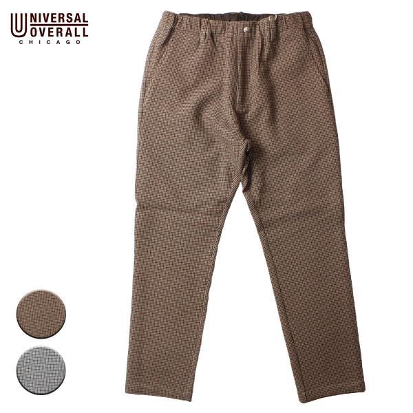 UNIVERSAL OVERALL ユニバーサルオーバーオール TAPERD PANTS