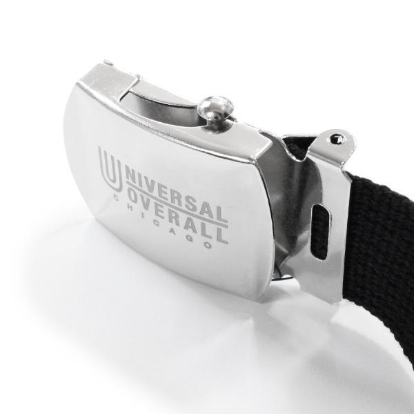 ベルト ガチャベルト ブランド メンズ レディース カラー ユニバーサルオーバーオール カジュアル 日本製 穴なしベルト UV0846I|blueism-y|13