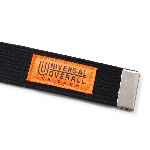ベルト ガチャベルト ブランド メンズ レディース カラー ユニバーサルオーバーオール カジュアル 日本製 穴なしベルト UV0846I|blueism-y|15