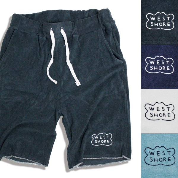 WEST SHORE ウエストショア Compact Pile Shorts