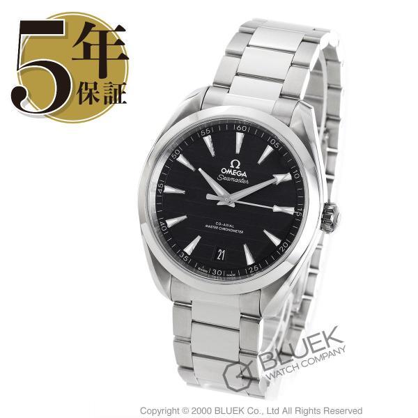 pretty nice 4a900 1f275 オメガ シーマスター アクアテラ マスタークロノメーター 腕時計 メンズ OMEGA 220.10.41.21.01.001_8