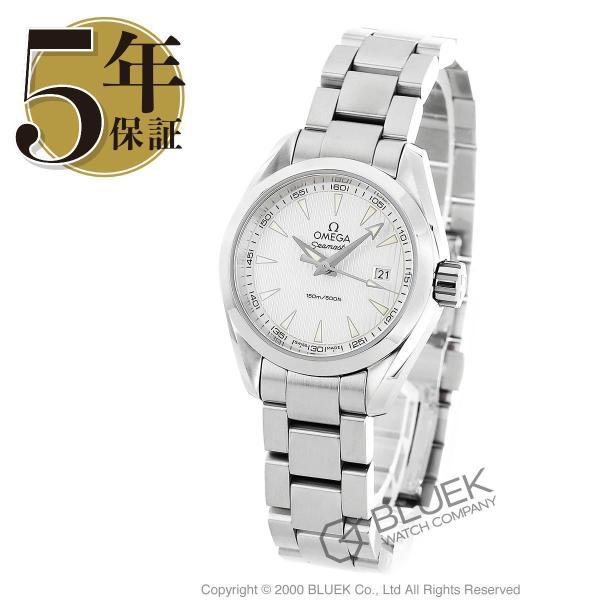 pretty nice af259 d56f6 オメガ シーマスター アクアテラ 腕時計 レディース OMEGA 231.10.30.60.02.001_8
