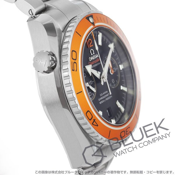 オメガ シーマスター プラネットオーシャン クロノグラフ 600m防水 腕時計 メンズ OMEGA 232.30.46.51.01.002_8|bluek|04