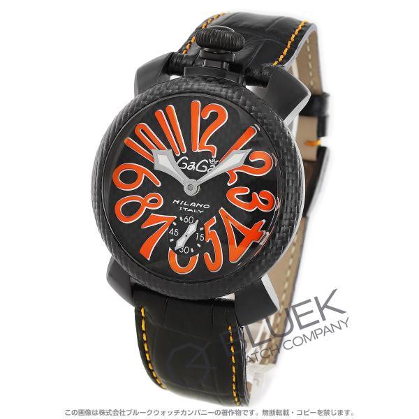 the latest bf20d 356fa ガガミラノ マヌアーレ48MM 腕時計 MILANO メンズ 腕時計 5016 ...