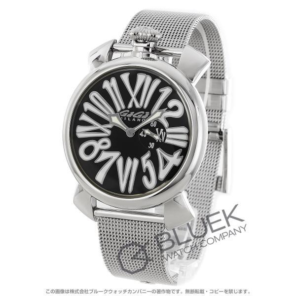 premium selection 94e05 4b2bd ガガミラノ スリム46MM 腕時計 メンズ GaGa MILANO 5080.2