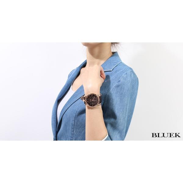 ガガミラノ マヌアーレ シン46MM リザードレザー 腕時計 ユニセックス GaGa MILANO 5091.03