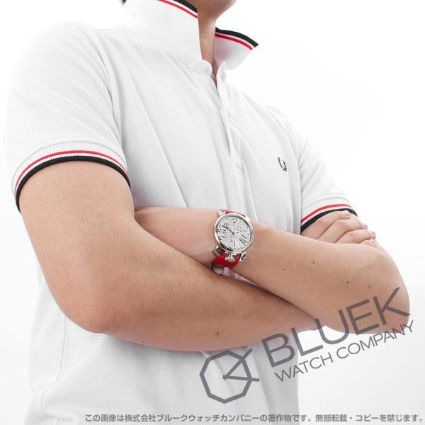 super popular 6d2d3 e7080 ガガミラノ マヌアーレ40MM ミラー 腕時計 世界限定500本 腕時計 ...