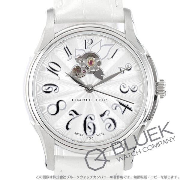 ハミルトン ジャズマスター オープンハート レディ ダイヤ 腕時計 レディース HAMILTON H32365313_8|bluek|03
