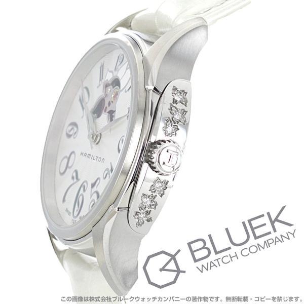ハミルトン ジャズマスター オープンハート レディ ダイヤ 腕時計 レディース HAMILTON H32365313_8|bluek|04
