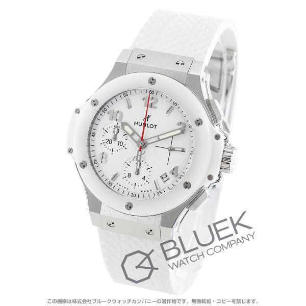 ウブロ ビッグバン アスペン クロノグラフ 腕時計 ユニセックス HUBLOT 342.SE.230.RW-N