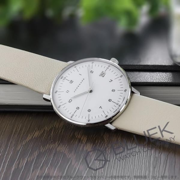 ユンハンス マックスビル 腕時計 レディース JUNGHANS 047/4252.00_8