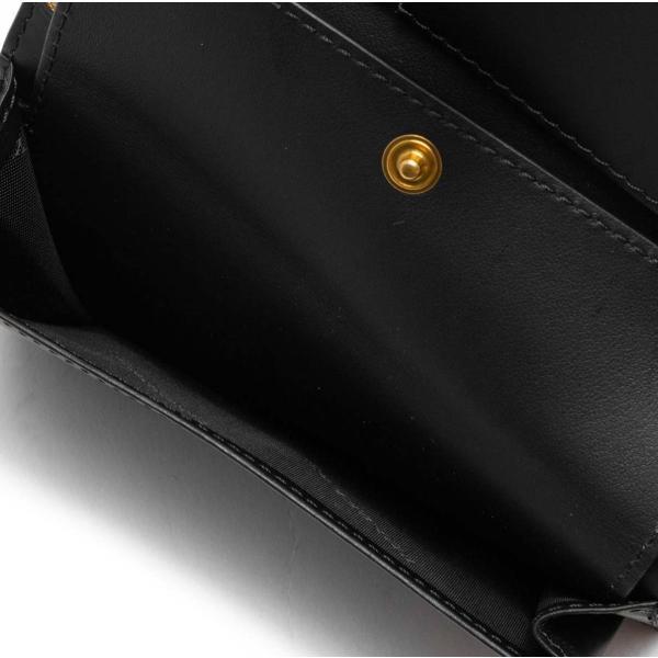 a4f9d3cceba2 ... バーバリー 二つ折り財布 財布 メンズ レディース メリルボーン ヴィンテージチェック アンティークイエローベージュ&ブラック ...