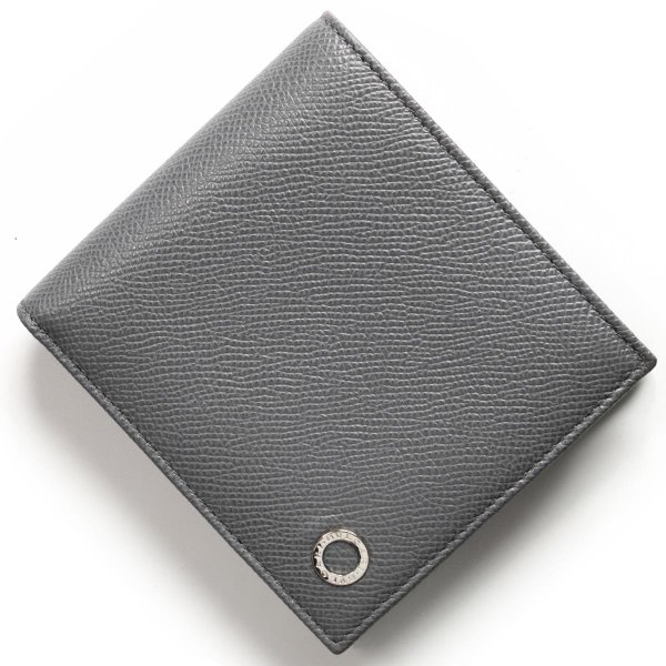 new products c72d4 0f701 ブルガリ 二つ折り財布 財布 メンズ ブルガリブルガリ マン プルトストーングレー 285217 BVLGARI