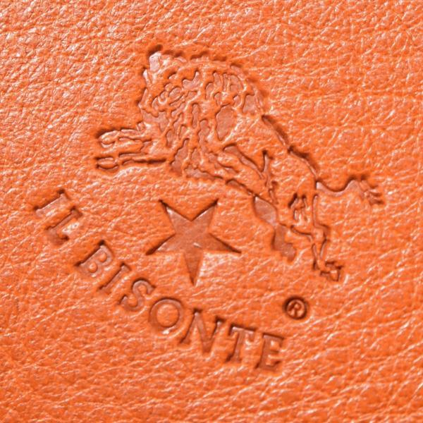 43e596cfa4b8 ... イルビゾンテ 長財布 財布 メンズ レディース スタンダード STANDARD オレンジ C0989 P 166 IL BISONTE bluek  ...