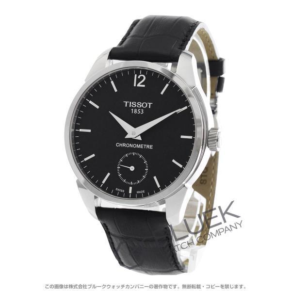 c218c6c738 ティソ T-クラシック T-コンプリケーション クロノメーター 腕時計 メンズ TISSOT T070.406.16