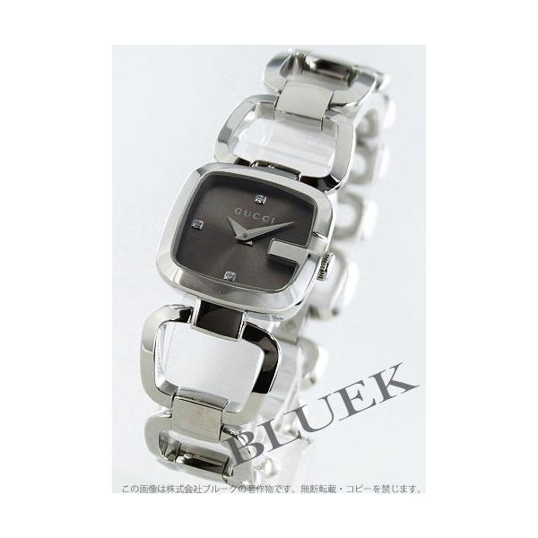 グッチ Gグッチ ダイヤ 腕時計 レディース GUCCI YA125503