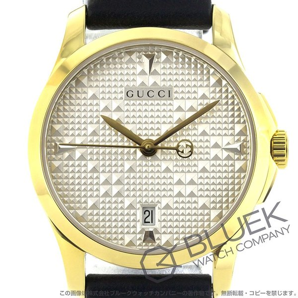 グッチ Gタイムレス 腕時計 レディース GUCCI YA126571