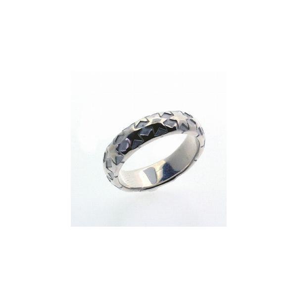 ペアリング オリジナルブランド ブルレスター 刻印 指輪 ペア シルバー ギフト 甲丸リング|bluelace|03