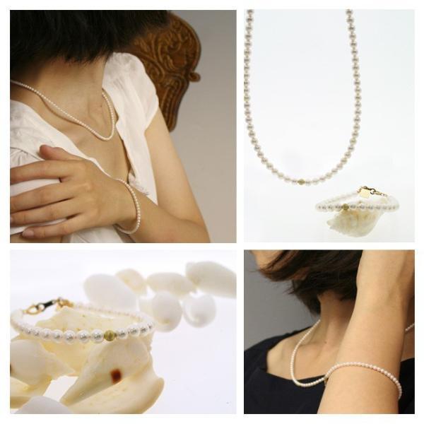 あこや真珠 ベビーパールネックレス|bluelace|02