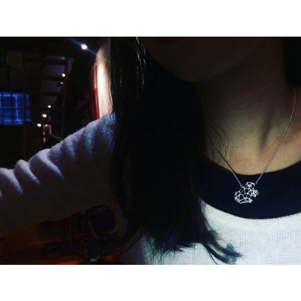 ペンダント ネックレス あこや真珠 雨蛙ネックレス 大 レディース|bluelace|02