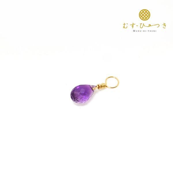 K10 天然石 チャーム ペンダントトップ|bluelace|04