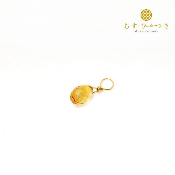 K10 天然石 チャーム ペンダントトップ|bluelace|05
