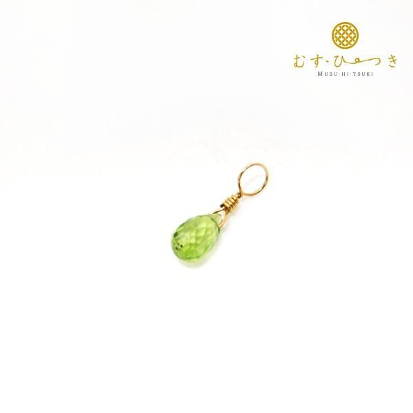 K10 天然石 チャーム ペンダントトップ|bluelace|06