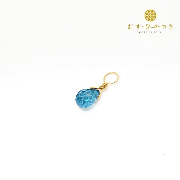 K10 天然石 チャーム ペンダントトップ|bluelace|09