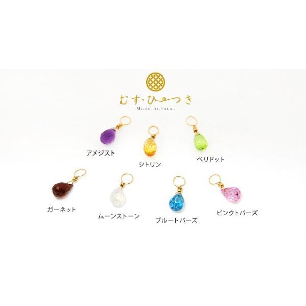 K10 天然石 チャーム ペンダントトップ|bluelace|03