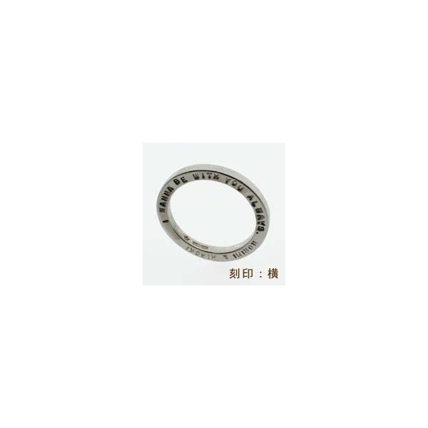 指輪 ペア ペアリング 刻印無料 シルバー オーダーメイド|bluelace|02