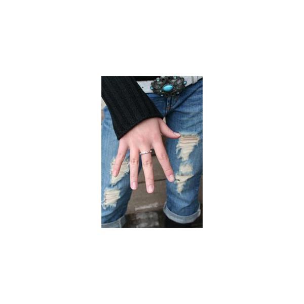 指輪 ペア ペアリング 刻印無料 シルバー オーダーメイド|bluelace|06