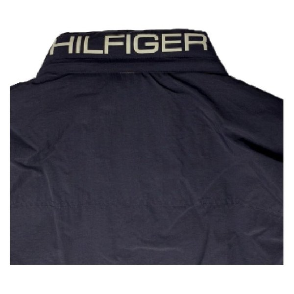 【TOMMY HILFIGER】 COLOR BLOCK STAND 157AN057 NAVY【790】|bluepeter|04