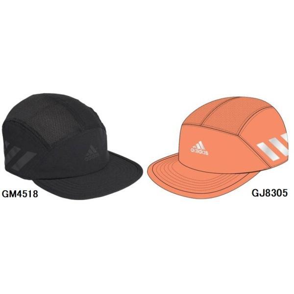 【ランニングアクセサリー】ADIDAS(アディダス) 5PANEL RUN CAP ランニングキャップ 25628【750】