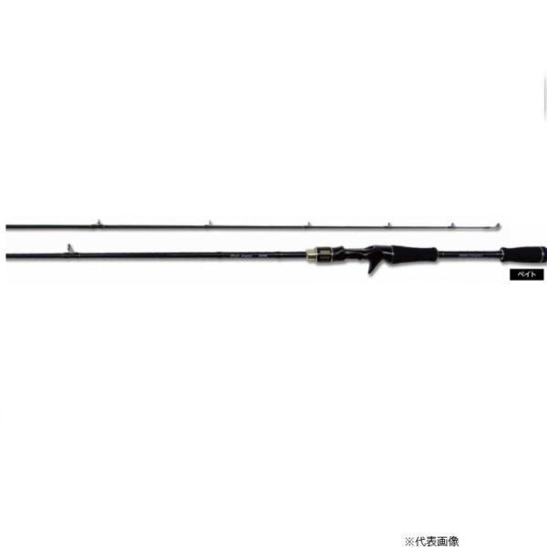【釣り】PROTRUST ブラックインパクト C662M【510】