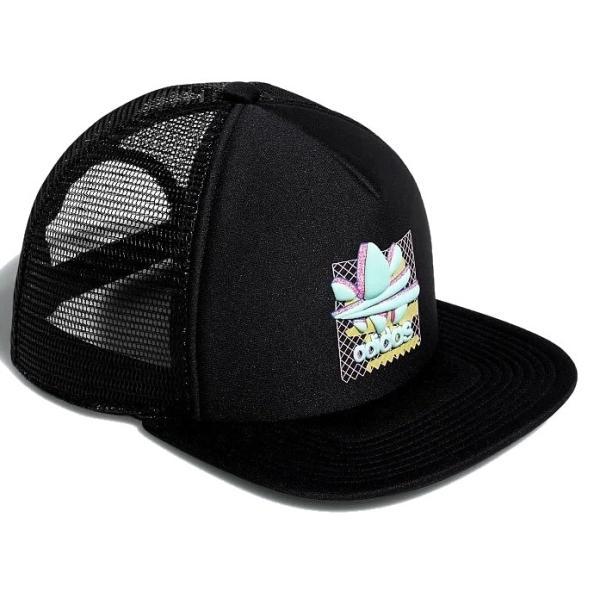 【スケートキャップ】ADIDAS ORIJINALS(アディダス オリジナルス) GIRO TRUCKER SNAPBACK CAP(スナップバックキャップ)DU8289【350】|bluepeter