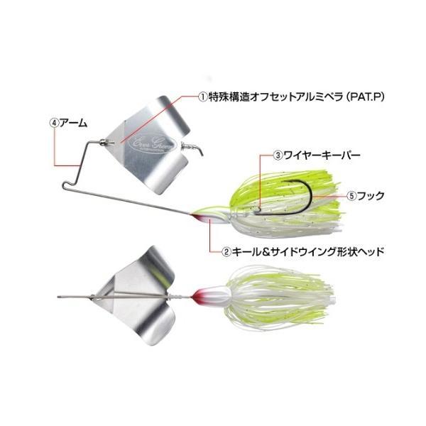 釣り ルアー EVERGREEN エバーグリーン ラウドバズ 【510】