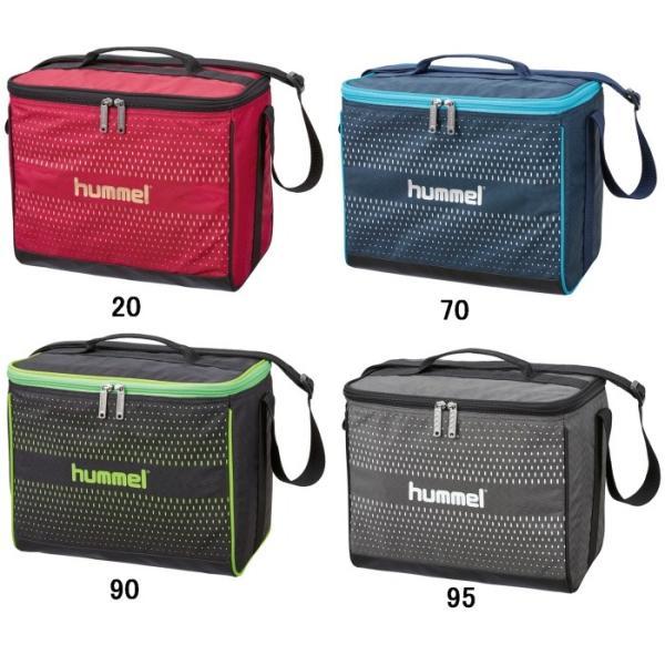 【スポーツバッグ】HUMMEL(ヒュンメル) クーラーバッグM(保冷バッグ)HFB7080【350】|bluepeter