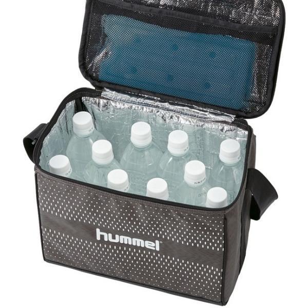 【スポーツバッグ】HUMMEL(ヒュンメル) クーラーバッグM(保冷バッグ)HFB7080【350】|bluepeter|03