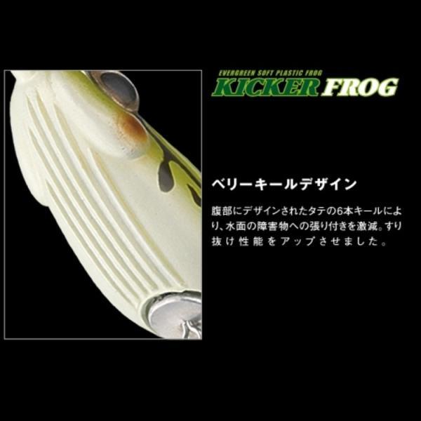 釣り ルアー キッカーフロッグ KICKER FROG【510】