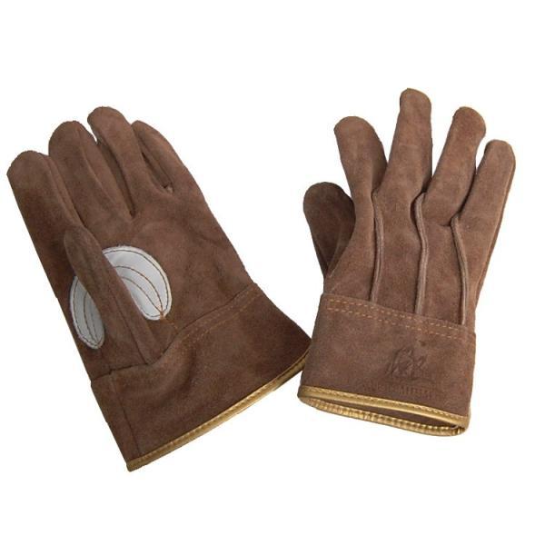 【作業手袋】革手工房 極・PREMIUM ソフトオイル加工 KS446 UNI WORLD【014】|bluepeter|04