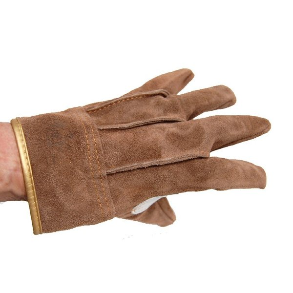 【作業手袋】革手工房 極・PREMIUM ソフトオイル加工 KS446 UNI WORLD【014】|bluepeter|05