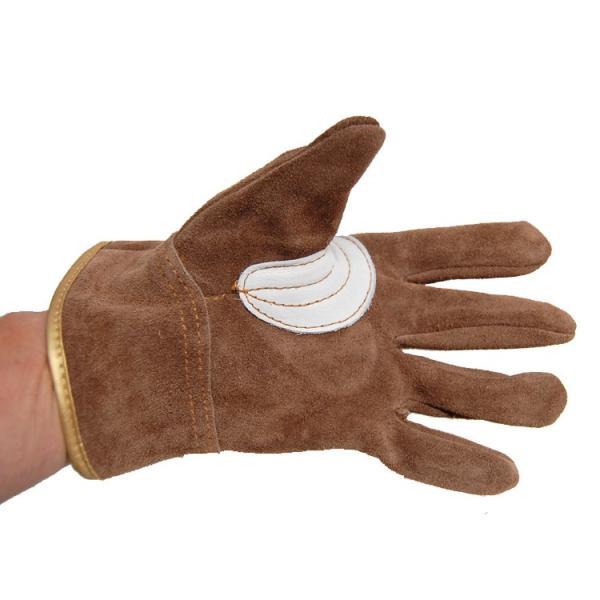 【作業手袋】革手工房 極・PREMIUM ソフトオイル加工 KS446 UNI WORLD【014】|bluepeter|06