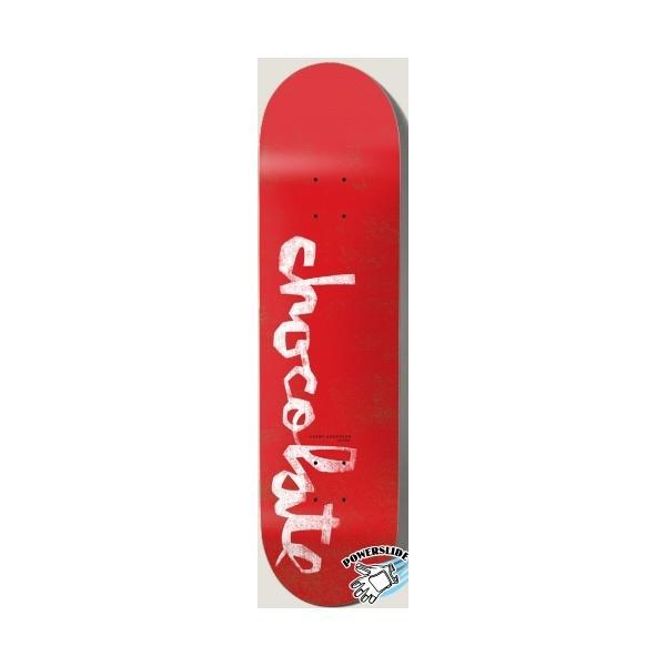 【スケートボードデッキ】CHOCOLATE(チョコレート) OG CHUNK 13 Kenny Anderson【750】