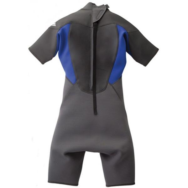【ウエットスーツ】QUIK SILVER(クイックシルバー) 2(mm)PROLOGUE BZ HALF SPRING(ハーフスプリング)FLATLOCK QWT192901【350】|bluepeter|02